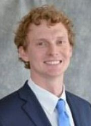 Lee Moore, 2019 Cornea Fellow